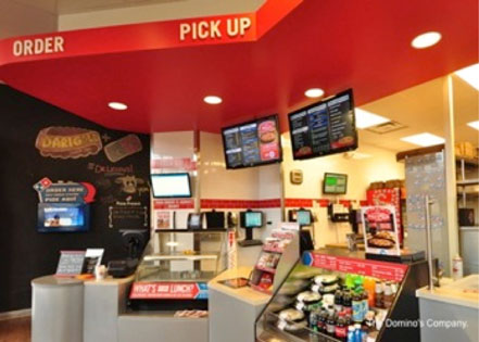 Dominos-Pick-Up-Counter